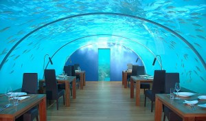 Отель poseidon undersea resort фиджи